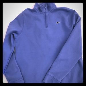 Vineyard Vines Boys 1/4 zip sweatshirt